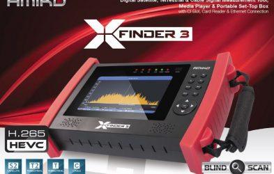 Amiko X-Finder 3