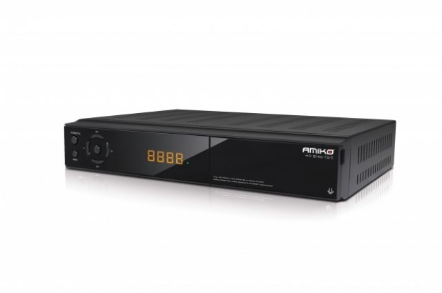 Amiko 8140 DVB-T2/C