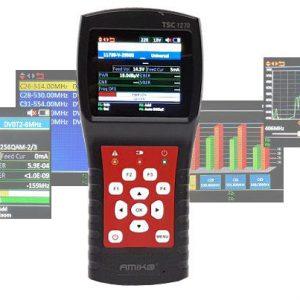 Novinka: Amiko TSC-1270 combo finder DVB-S/T2/C