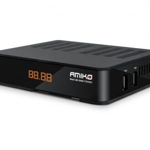Novinky: Amiko MINI 4K UHD S2X a  Amiko MINI 4K UHD COMBO